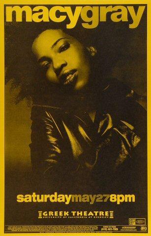 Macy Gray Poster