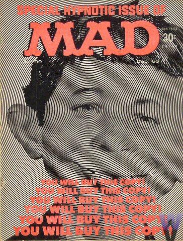 Mad Magazine No. 99