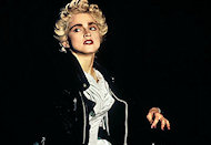 Madonna BG Archives Print