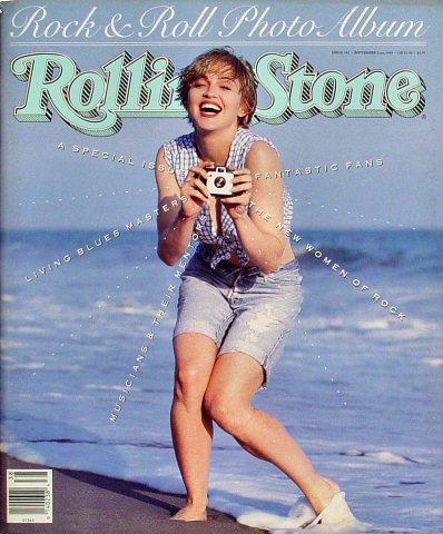 MadonnaRolling Stone Magazine