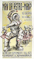 Man or Astro-Man? Poster
