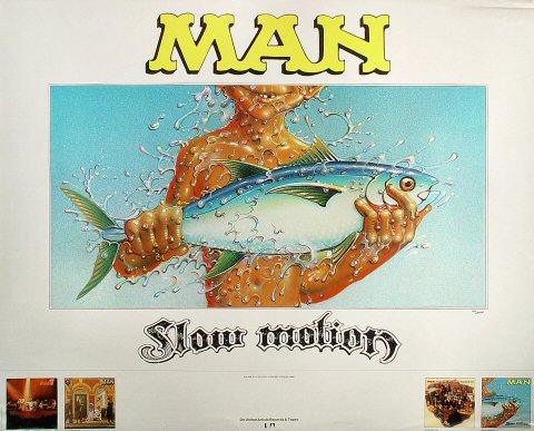 Man Poster