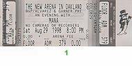 Mana 1990s Ticket
