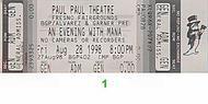 Mana 1990s Ticket