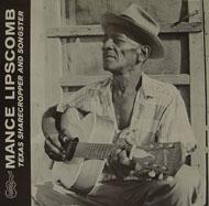 Mance Lipscomb Vinyl (Used)