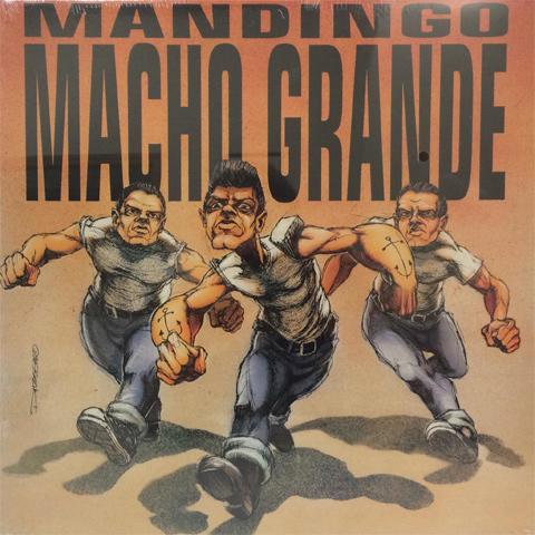 Mandingo Vinyl