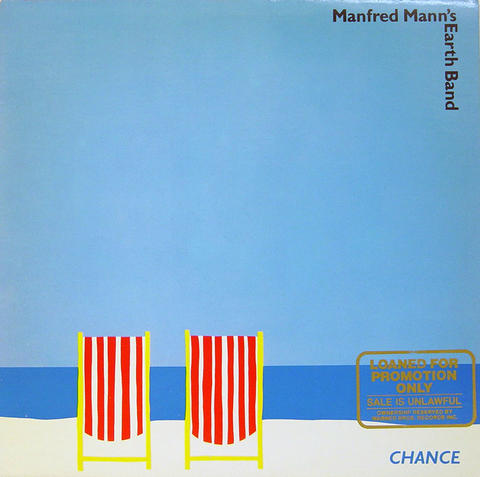 Manfred Mann's Earth Band Vinyl (Used)