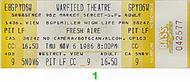 Mannheim Steamroller 1980s Ticket