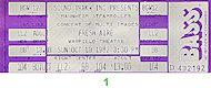 Mannheim Steamroller Vintage Ticket