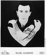 Marc Almond Promo Print