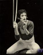 Marcel Marceau Vintage Print