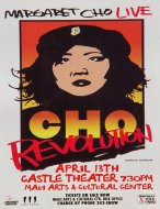 Margaret Cho Handbill