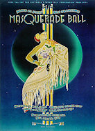 Margo St. James' San Francisco Masquerade Ball Poster