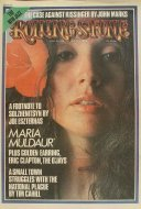 Maria Muldaur Rolling Stone Magazine