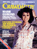 Marie Osmond Crawdaddy Magazine