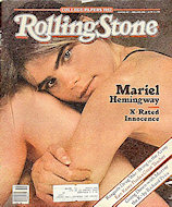 Mariel Hemingway Rolling Stone Magazine
