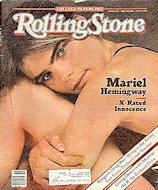 Mariel Hemingway Rolling Stone Magazine