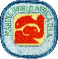 Marine World Africa USA Patch