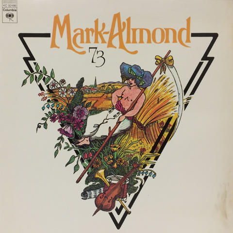 Mark Almond Band Vinyl (Used)