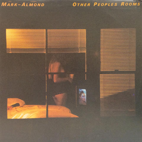 Mark Almond Band Vinyl (Used)