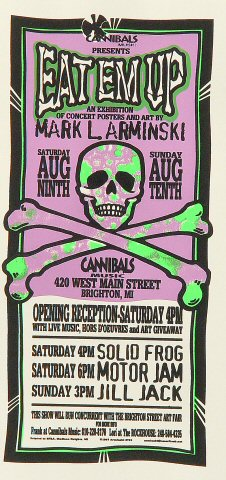 Mark ArminskiHandbill