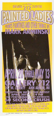 Mark ArminskiPoster
