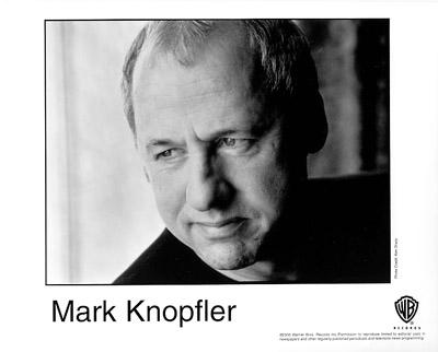 Mark KnopflerPromo Print