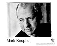 Mark Knopfler Promo Print