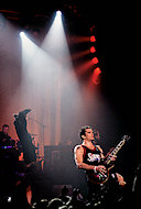 Mark McGrath BG Archives Print