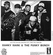 Marky Mark and The Funky Bunch Promo Print