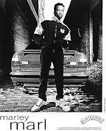 Marley Marl Promo Print