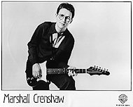 Marshall Crenshaw Promo Print