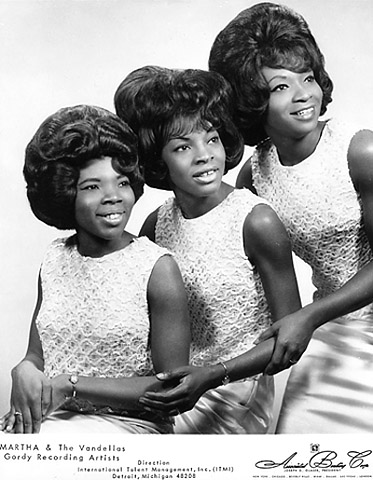 Martha & the Vandellas Promo Print