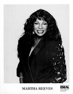 Martha Reeves Promo Print