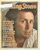 Martin Sheen Rolling Stone Magazine