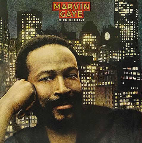 Marvin Gaye Vinyl (Used)