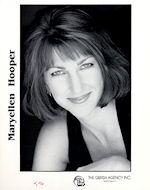 Mary Ellen Hooper Promo Print
