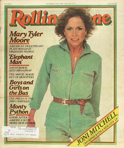 Mary Tyler MooreRolling Stone Magazine