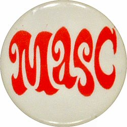 MascVintage Pin