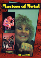 Masters of Metal Book