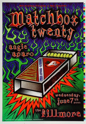 Matchbox TwentyProof