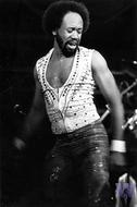Maurice White Vintage Print