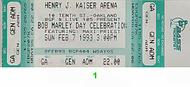 The Wailers 1990s Ticket