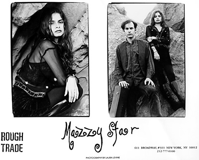 Mazzy Star Promo Print