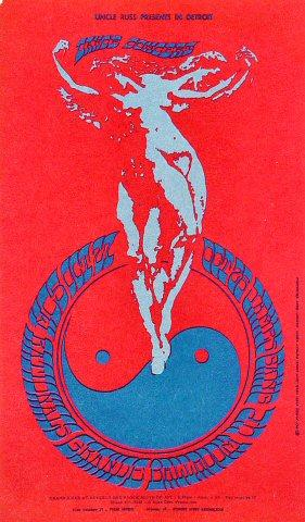 MC5 Handbill