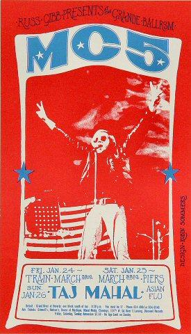 MC5 Postcard
