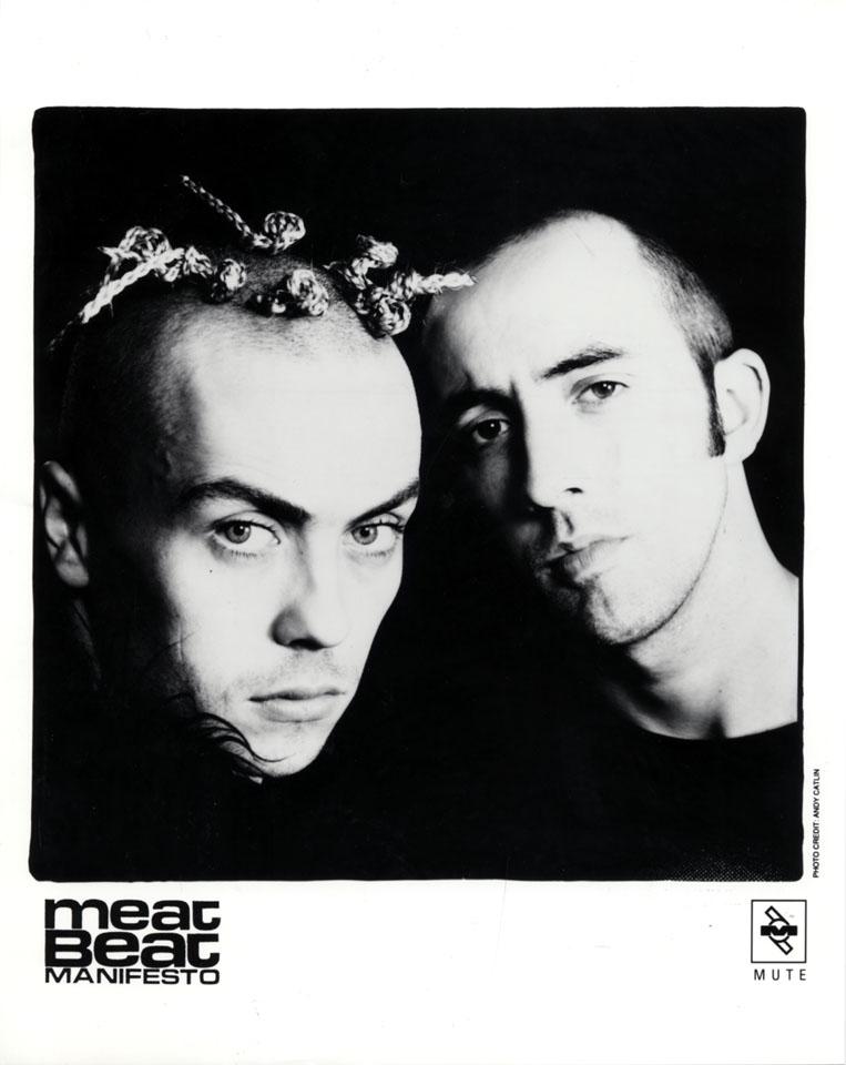 Meat Beat Manifesto - Radio Babylon / I Am Electro