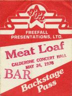 Meat Loaf Laminate