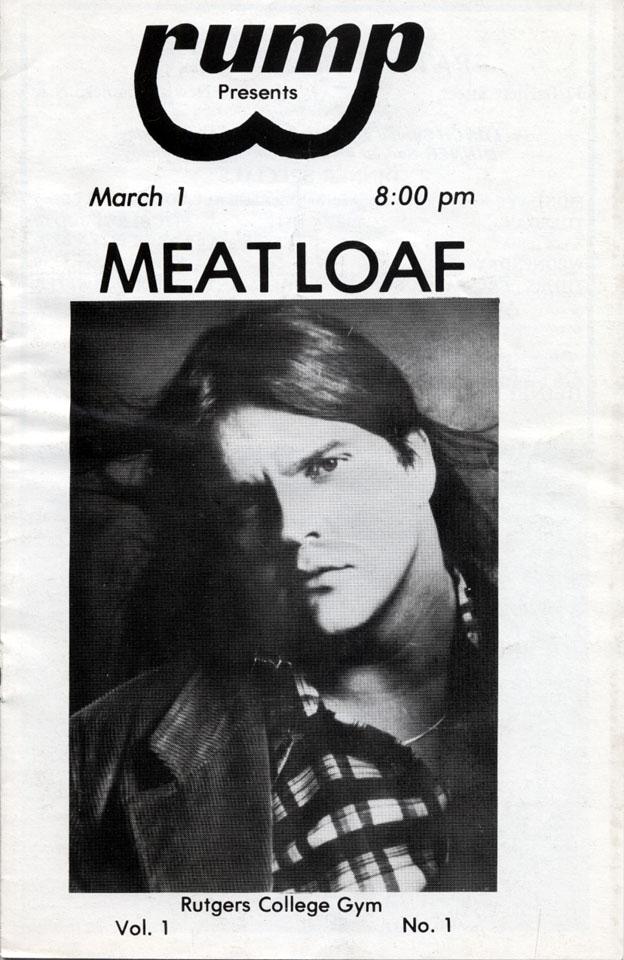 Meat Loaf Program