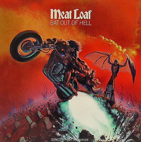 Meat Loaf Vinyl (Used)